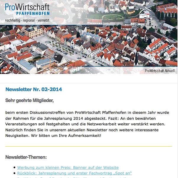 Newsletter 02-2014