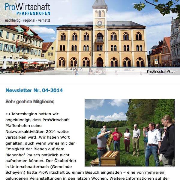 Newsletter 04-2014