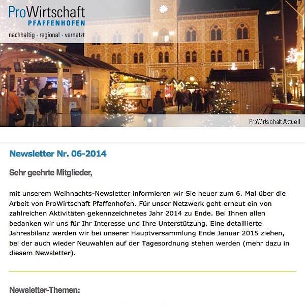Newsletter 06-2014
